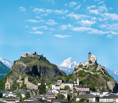 Les ch teaux de la vieille ville de sion en f te mus es cantonaux du valais - Office du tourisme andorre la vieille ...