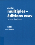 Atelier Multiples-Editions ECAV